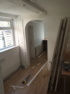 Salford Refurbishment HMO Property Project Progress