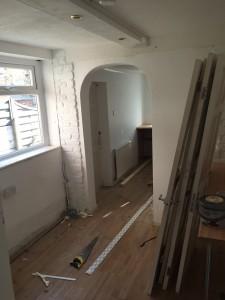 Salford Refurbishment HMO Property Project Progress