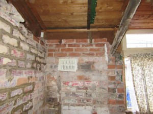 UK Property & Refurbishment Project Bringing Back to the Brick