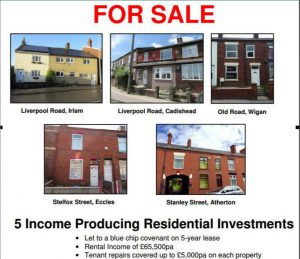 Forget about BREXIT & Make Money w/ Block of HMO Generating £ 65,500