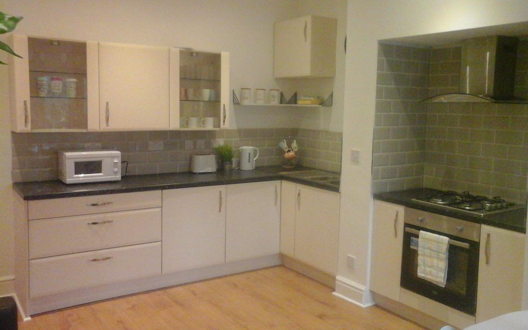 Staging Professional HMO Salford 5 Bed En suite
