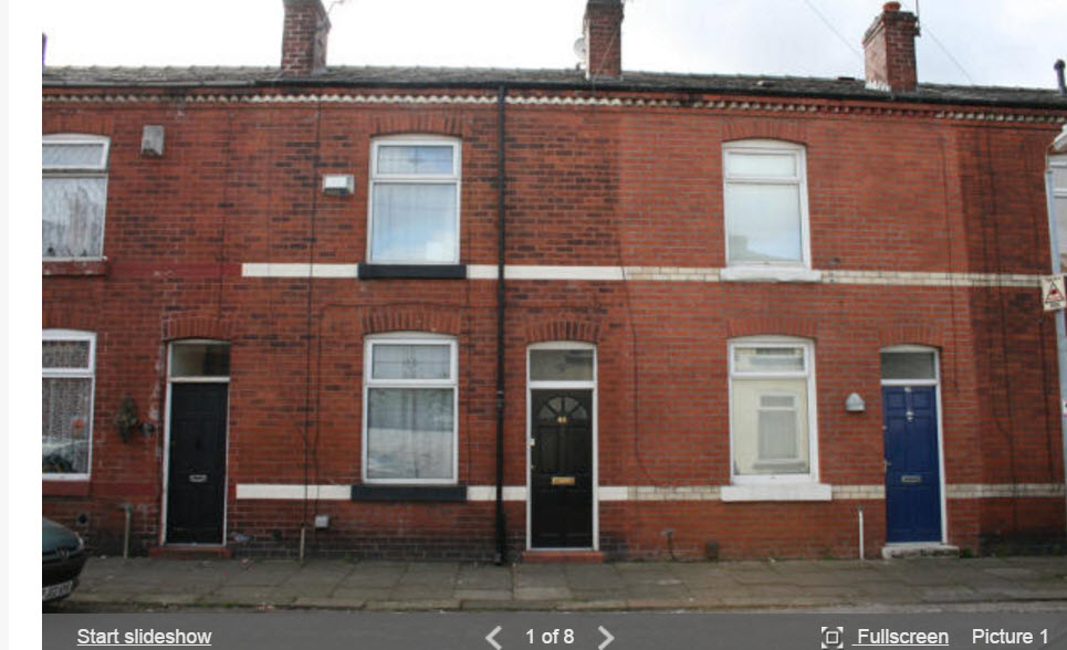 Real Profits in HMO Conversion Project Salford Manchester £47,081.81