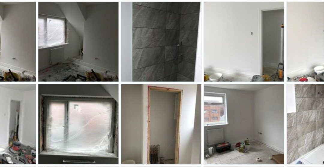 Professional HMO Finishing Touches Worsely Manchester