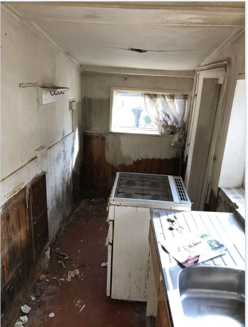 Salford Manchester Social Housing & Professional HMO Before Pictures