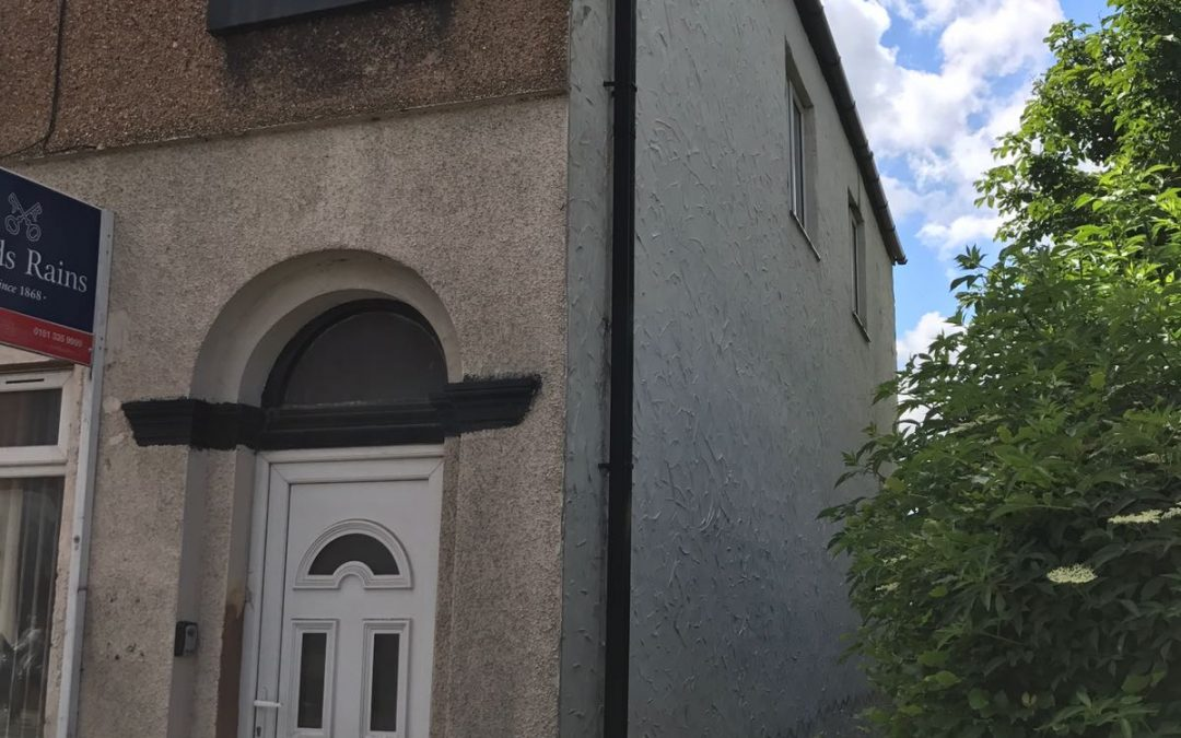 Denton Social Housing HMO Soon Coming to Completion