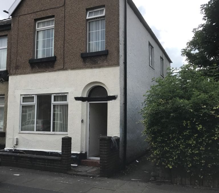 Social Housing HMO Denton Manchester Cash Flow £ 11960