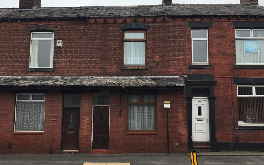 New Social Housing 4 Bed HMO Just Conveyed Manchester