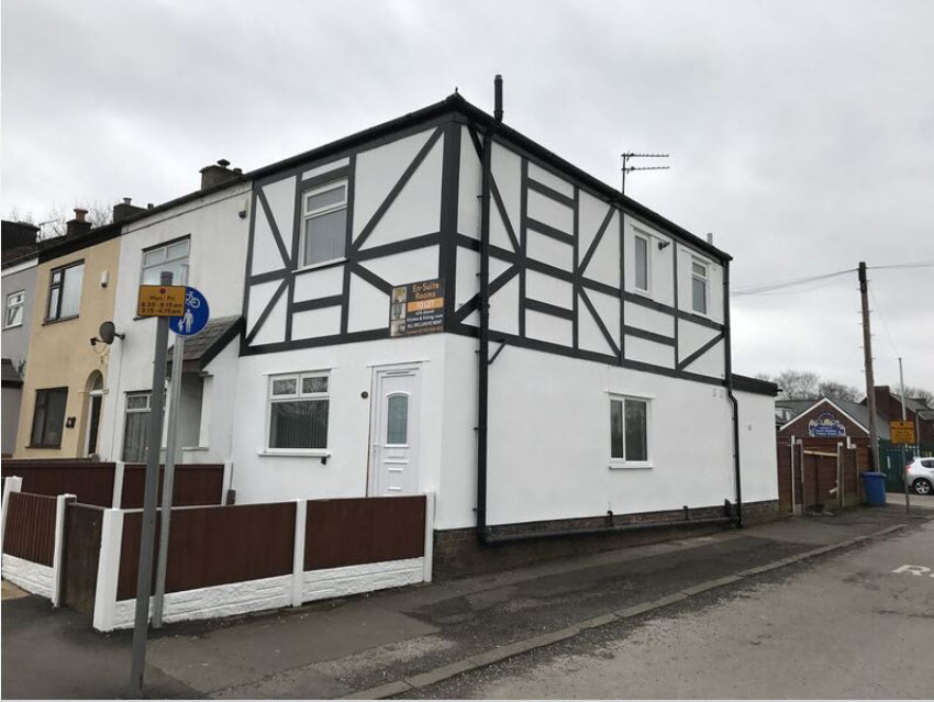 Professional HMO  Worsley Road North Worsley  Generates £23,500 Gross Available