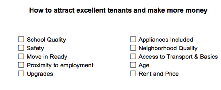 Rental Features That Attract Cream of the Crop Tenants For Buy to Let & Professional HMOs