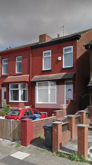 Social Housing 4 HMO Shakespeare Crescent Eccles M30 0PB Nets £11,960 Available
