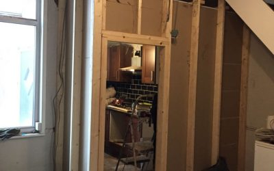 5 Bed Social HMO Manchester Progress of Works
