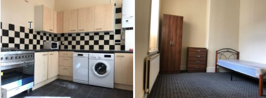 Social Housing 6 Bed HMO Oldham Road, Ashton-Under-Lyne,  £17,940 Net