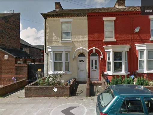 9.2% Return on Buy To Let Chirkdale Street, L4 3SG Liverpool  £55,000