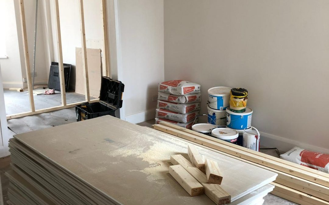 Running Multiple Refurbishment Projects at the Same Time