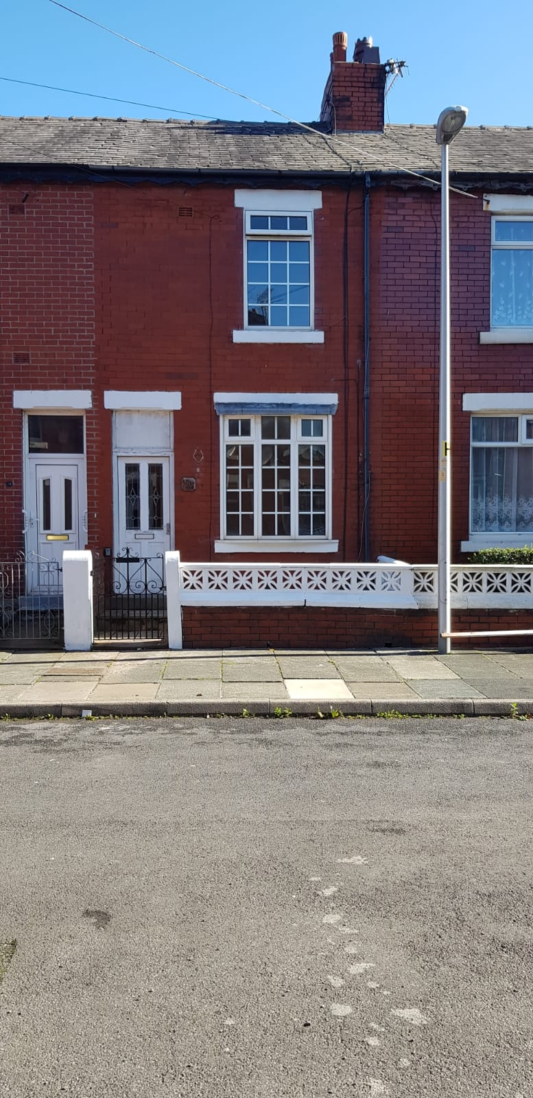 Buy To Let Amberbanks -Management by Blackpool Council Rents £6240