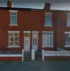 Buy To Let Fredrick Street -Management by Blackpool Council Rents £6240