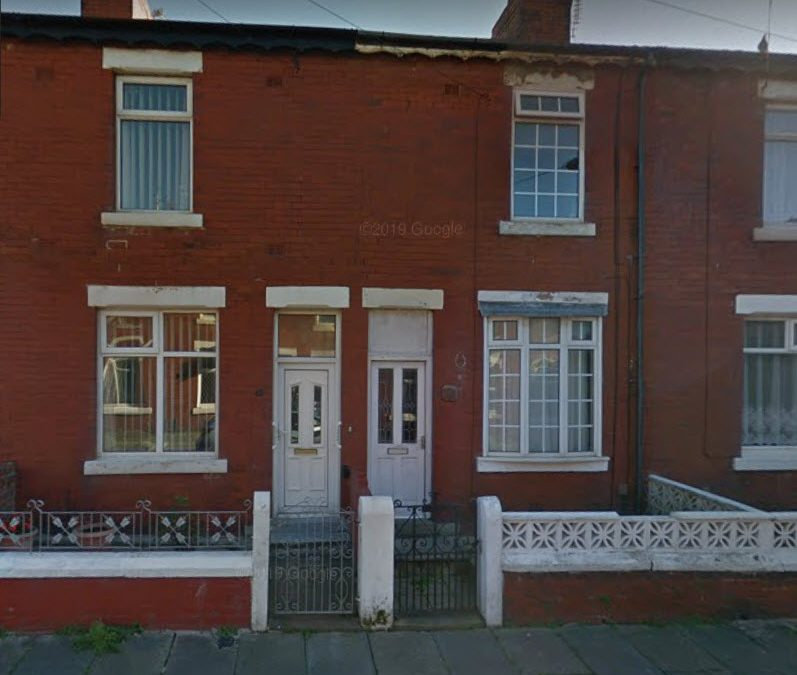 Buy To Let with Management by Blackpool Council Rents £6240
