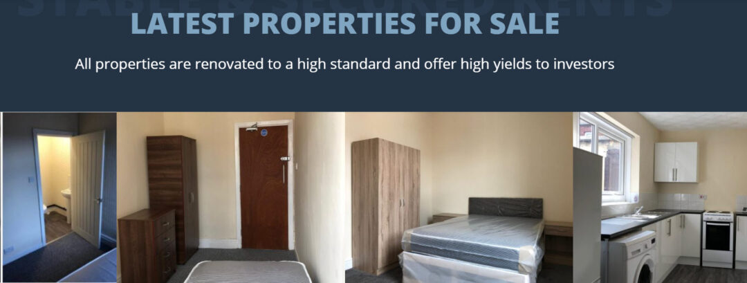 Social Housing 5 Bed HMO Fredrick Street, WA8 6PF , £14,100 Net