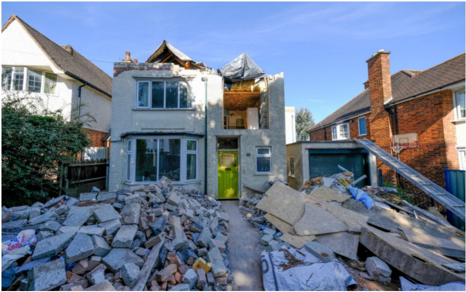 Always Pay your Builders for Refurbishment Projects