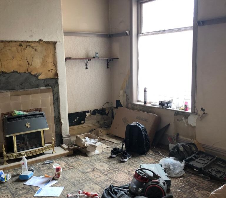 6 Bed Social HMO Manchester Back to the Brick